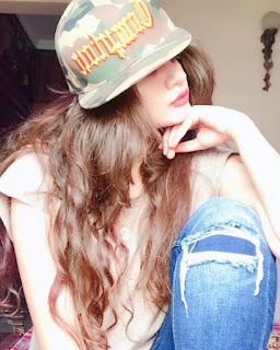 attitude girl dp for fb