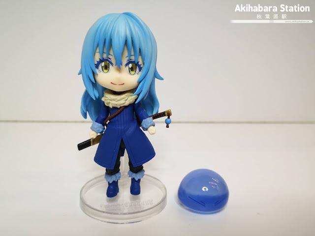 Review del Figuarts Mini Rimuru de That Time I Got Reincarnated as a Slime - Tamashii Nations