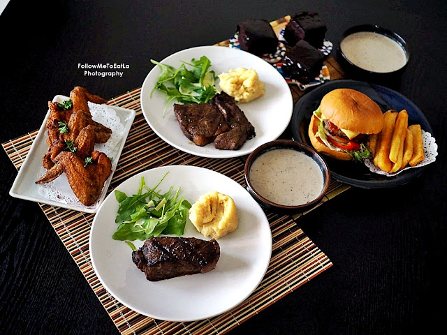 Happy Father's Day Menu Exclusively From Maria's SteakCafe This June 2021