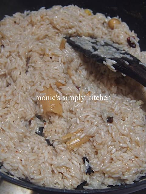 cara membuat nasi kebuli kukus