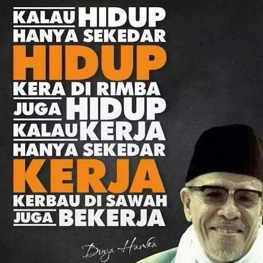 Quotes Buya Hamka
