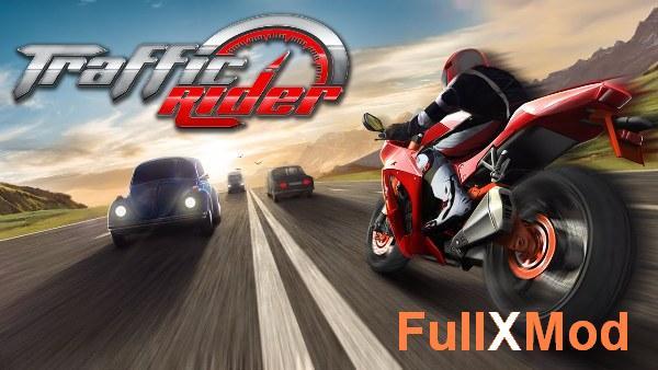 Traffic Rider Mod APK Terbaru