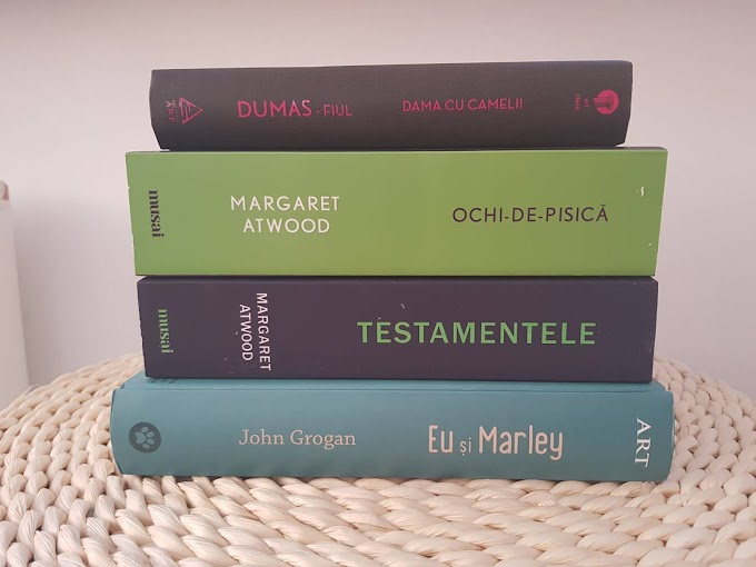 Book Haul Ianuarie - Editura ART