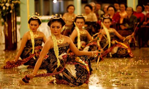 The Sacred Yogyakarta Keraton