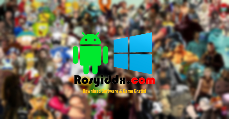 Rosyiddx | Download Software & Game Gratis!