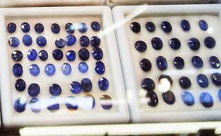 Purchasing Sapphires