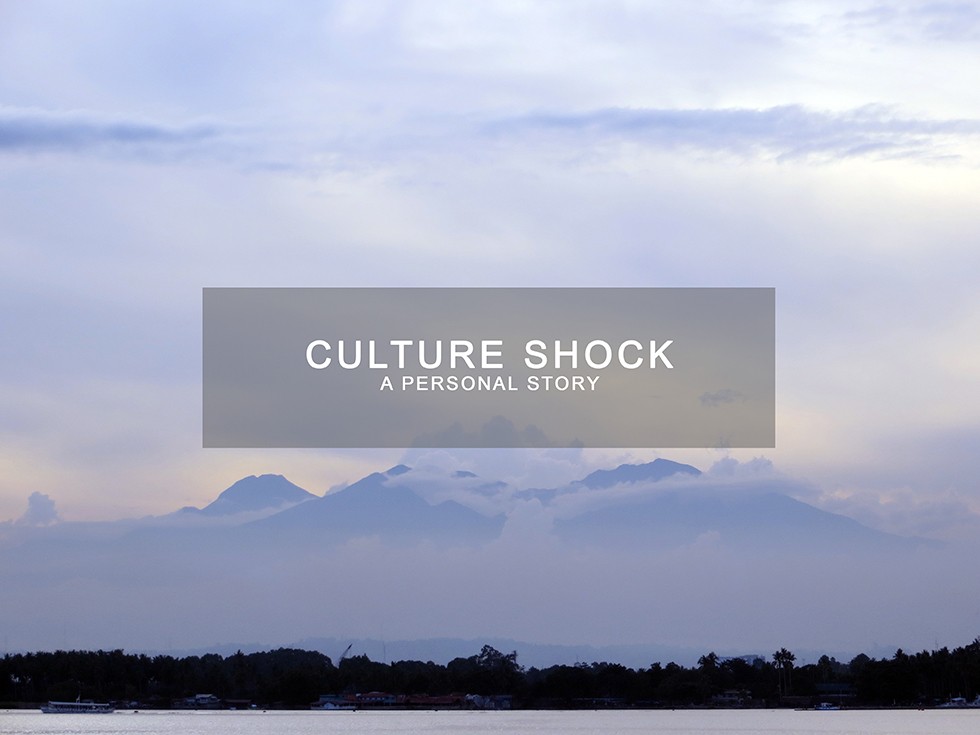 culture shock personal view Culture shock: what's your story national international culture shock: i will kick it off by saying that the culture shock of coming from kent in the uk.