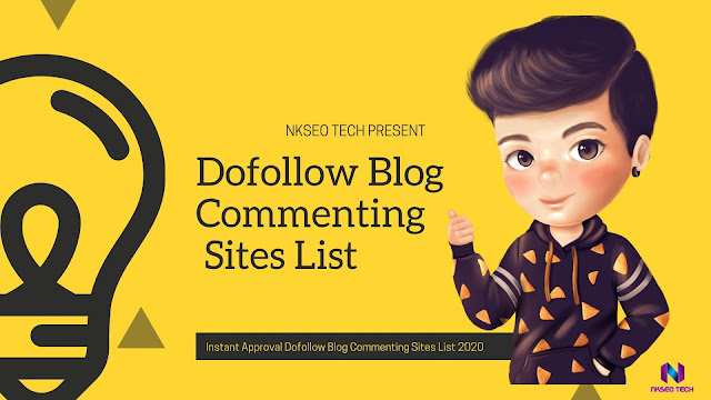 Top Dofollow Blog Commenting Sites