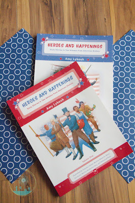 The spine of Exploring American History is also story based!