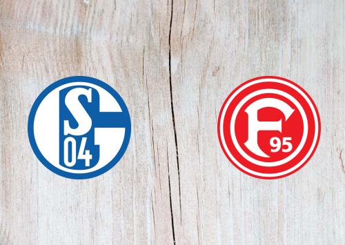 Schalke 04 vs Fortuna Dusseldorf -Highlights 9 November 2019