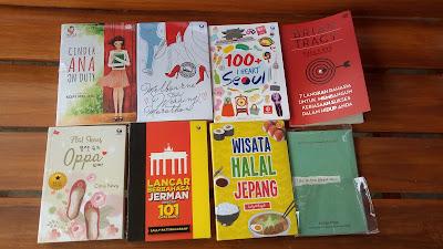 Cuci gudang gramedia - novel murah gramedia