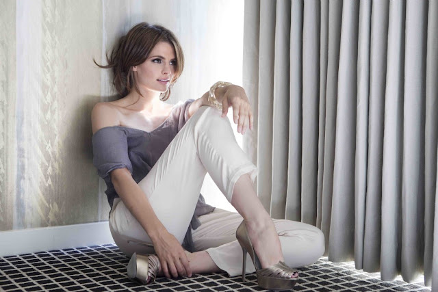 Stana Katic Is Hot - Gallery - Stana Katic Poses for ...