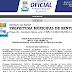 SENTO SÉ: PREFEITURA CONTRATA EMPRESAS PARA FORNECIMENTO DE CESTAS BÁSICAS