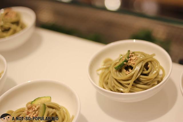 Soba of Nobu Restaurant