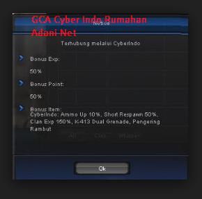 Cara Pasang GCA Cyberindo Pb Garena Via Rumahan