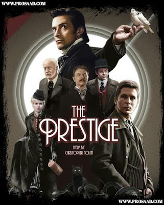 The Prestige Movie Download in Hindi