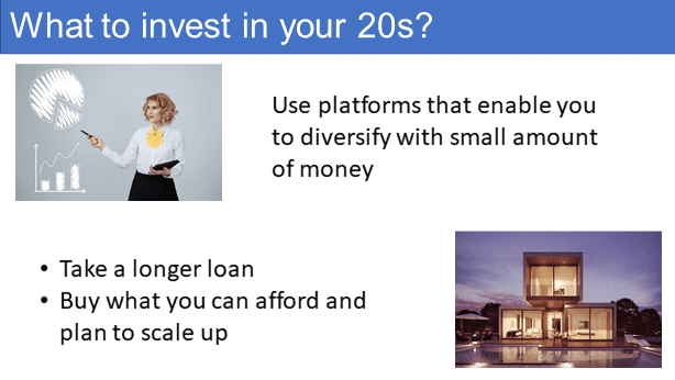 What to invest in your 20s