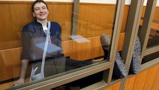 Nagyezsda Szavcsenko parlamenti képviselő