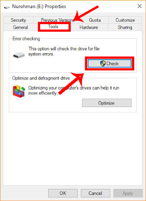 "Mengatasi Gagal Copy File ""Can't Read From The Source File Or Disk"" Dan Penjelasan Lengkap"