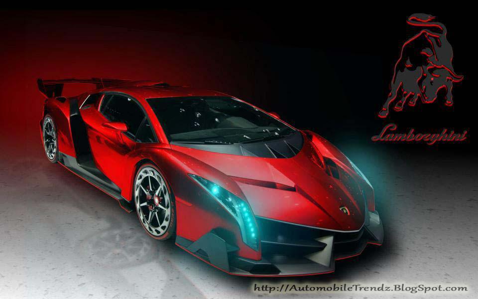Automobile Trendz Lamborghini Veneno
