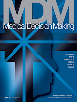 Medical Decision Making journal cover