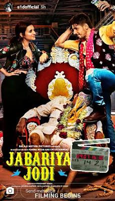 jabariya jodi,jabariya jodi review,jabariya jodi movie review,jabariya jodi songs,jabariya jodi public review,jabariya jodi movie,