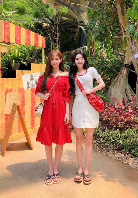 Korean Twin Fashion 90119