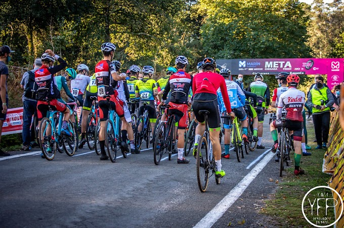 Las fotos del Ciclocross de Xaxán - Marín 2021 - Fotos Yaiza Fernández