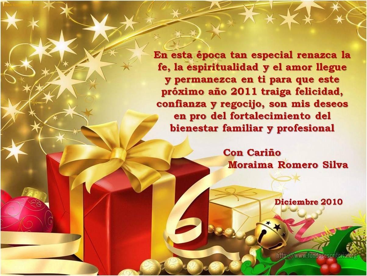 Frases Bonitas De Navidad Para Tarjetas