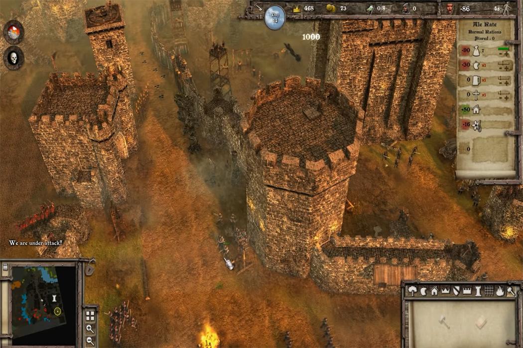 تحميل لعبة Stronghold Crusader 3 من ميديا فاير