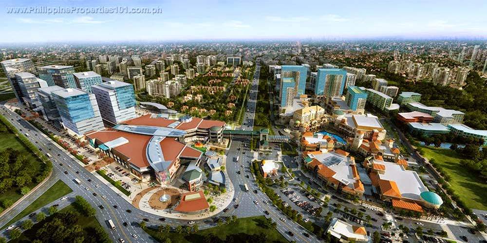 Vista City by Vista Land