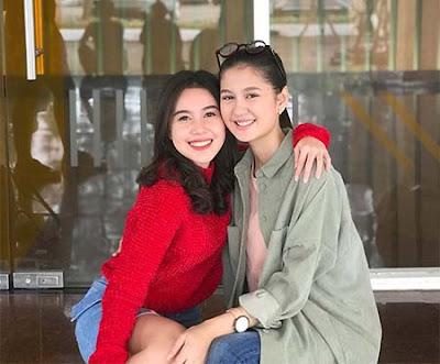 Bella Nurmala dan Zoe Abbas Jackson