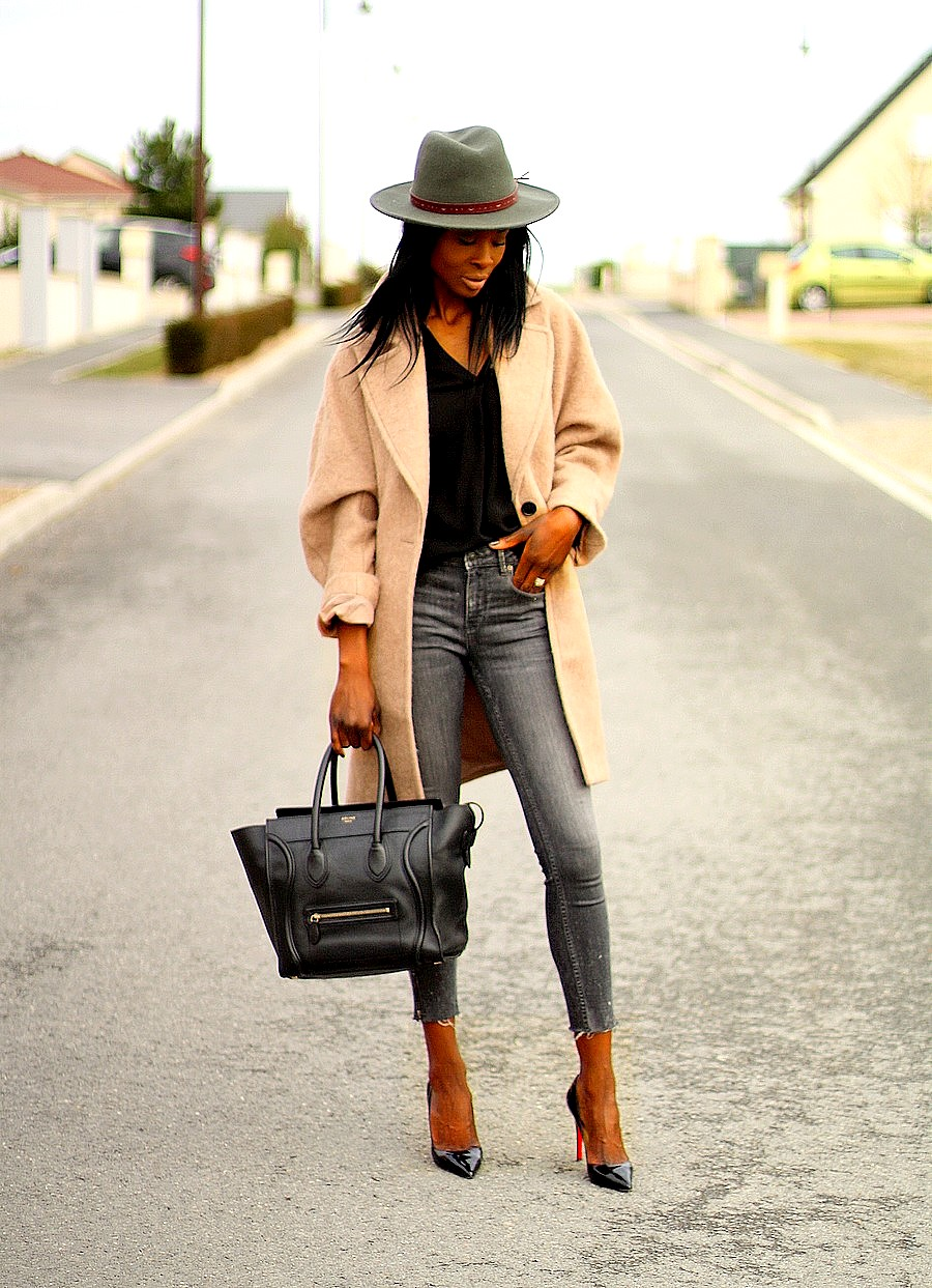 style-casual-chic-camel-coat-celine-mini-luggage-louboutin-pigalle-ripped-jeans-zara