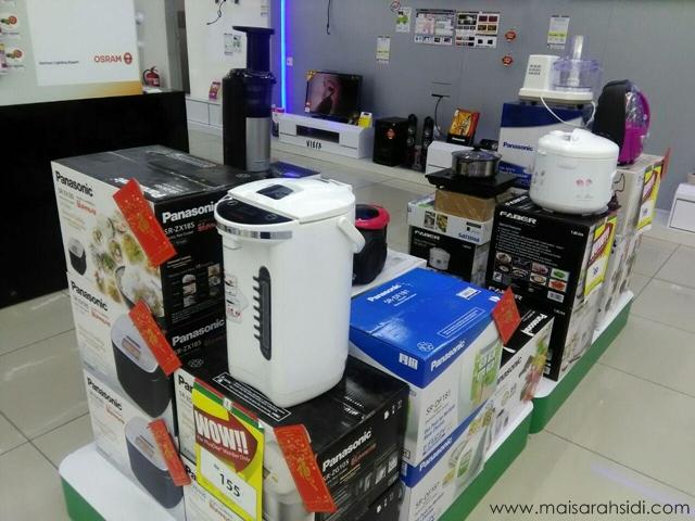 barangan elektrik, Senheng