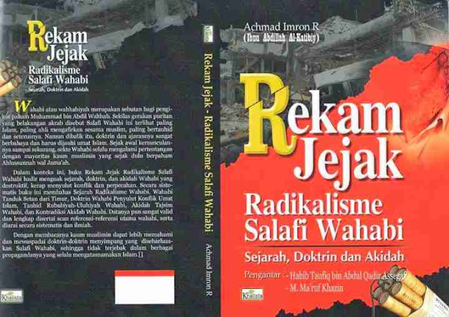 Download gratis buku Rekam Jejak Radikalisme Wahabi