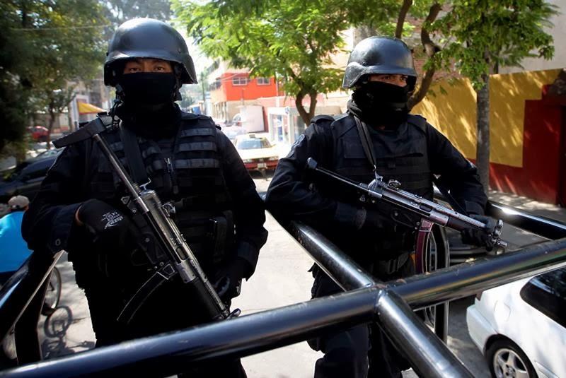 Abaten a sicario tras atentar vs  Policía en Apaseo El Alto, Guanajuato