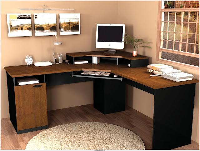 Top Corner Computer Table Wallpapers