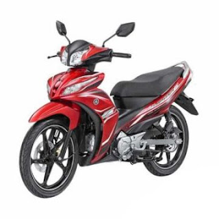 Dealer Motor Yamaha Jupiter Z CW FI di Solo Merah