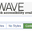 WAVE Web Tool results vary by browser #WebDevGeek