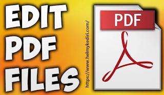Aplikasi edit file pdf terbaik
