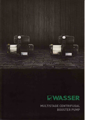 Multistage Centrifugal Booster Pump WASSER
