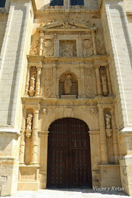 Iglesia de Santiago, Medina de Rioseco
