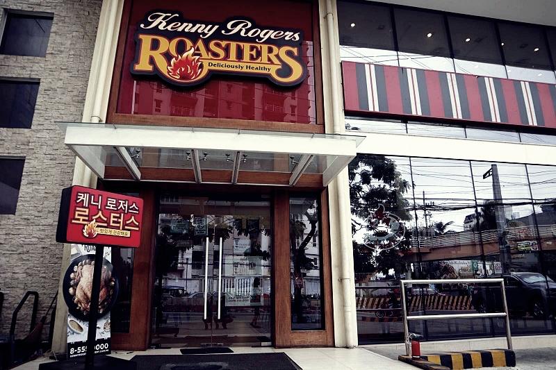 Korean Invasion at Kenny Rogers Roasters Philippines YedyLicious Manila Food Blog 케니 로저스 로스터스