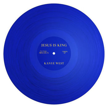 Kanye West – JESUS IS KING (2019) CD Completo