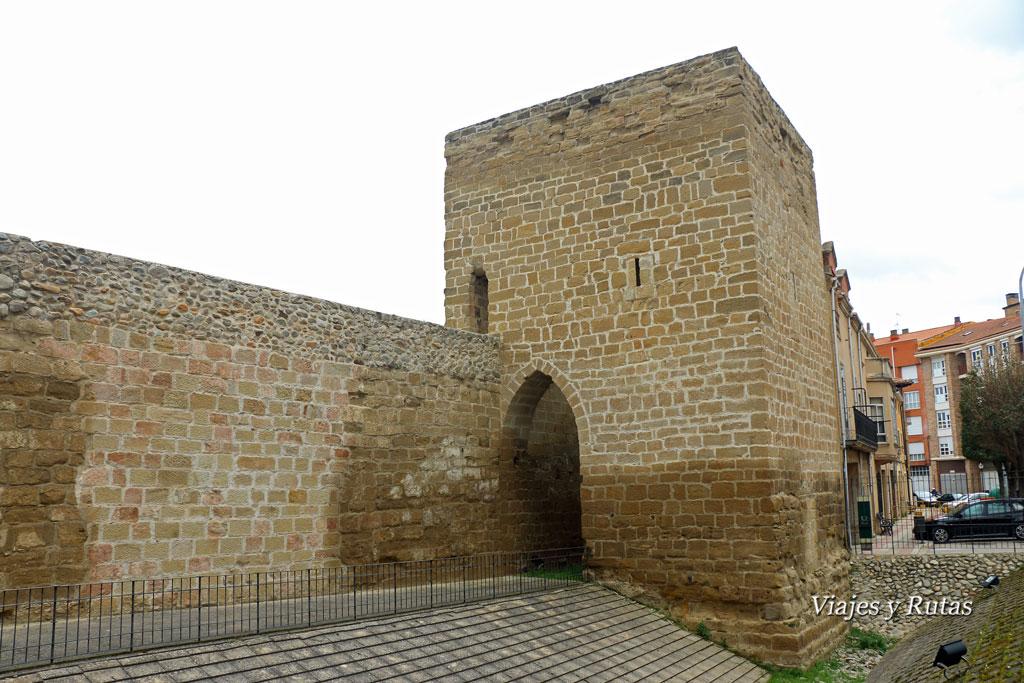 Muralla de Santo Domingo de la Calzada, La Rioja