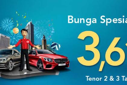 KKB BCA 2018 Promo Bunga 3,61%
