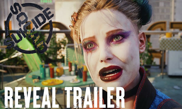 Box Office Movies / Suicide Squad: Kill the Justice League Official Teaser Trailer