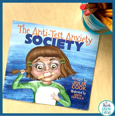 the anti test society childrens book about testing days
