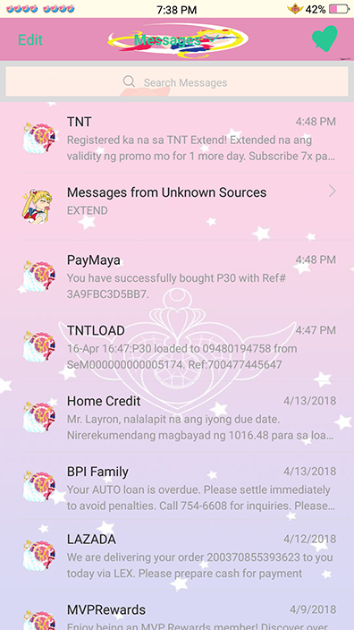 Oppo Theme:Oppo Sailor Moon Theme