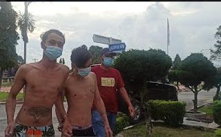 Dua Pelaku Pembunuhan Guru SD di Toba Ditangkap di Medan, Ini Tampangnya!